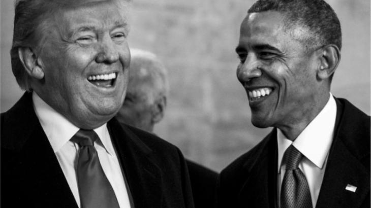 会員限定「世界のニュースから」第10号 ~アメリカ前大統領のオバマ氏と現職のトランプ氏の二人の会話から~