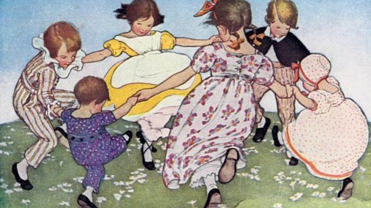 「世界のニュースから」第16号 ~Mother Gooseの世界 そのご Ring-a-Ring o' Roses)~